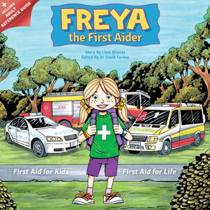 freya-first-aider